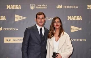 Casillas dan Sara Carbonero, Menjalin Kasih dari Pinggir Lapangan hingga Berkeluarga