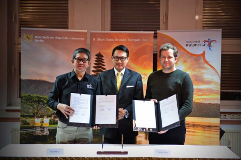 Indonesia - Jerman Bentuk Kerjasama Perfilman