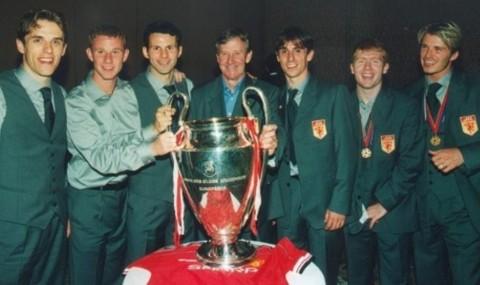 Eric Harrison, Sosok di Balik <i>Class of 92</i> Manchester United Wafat