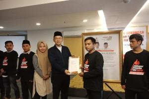 Milenial Muslim Bersatu Deklarasi Dukung Jokowi Ma'ruf