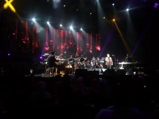 Konser di Hari Valentine, Adera Curhat soal Cinta