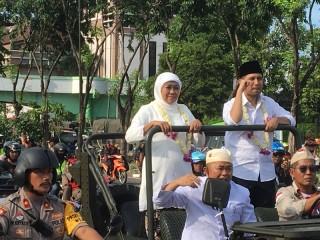 Khofifah-Emil Usung 'CETAR' Untuk Sejahterakan Jatim