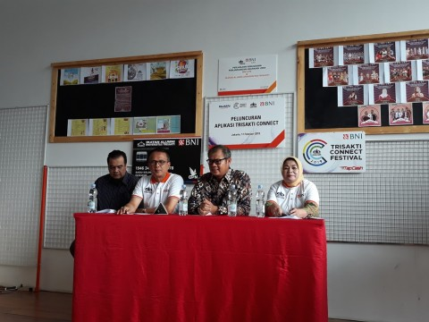 30ribu Alumni Bakal Hadiri Trisakti Connect Festival