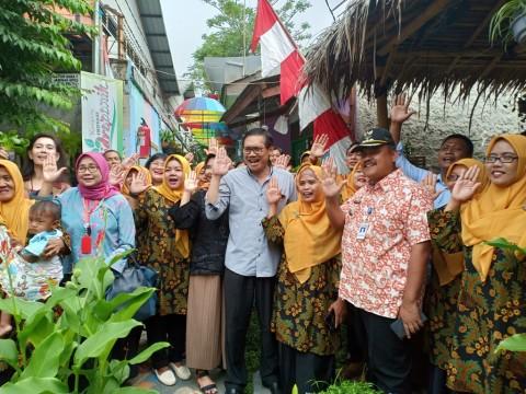 BPIP Kunjungi Perkampungan Pancasila di Tangerang