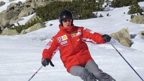 Beredar Kabar, Michael Schumacher Berada di Mallorca