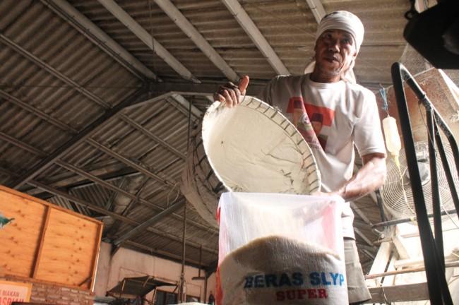 Ilustrasi beras. Foto: Medcom.id/Kuntoro Tayubi