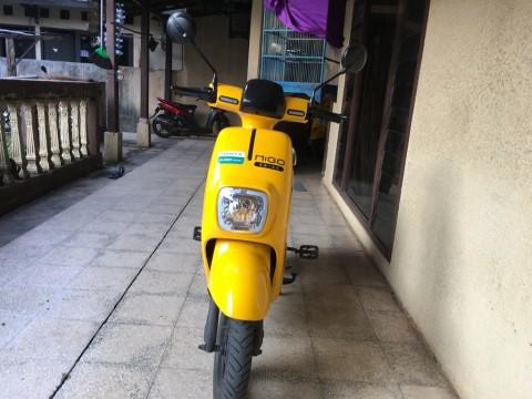 Pengguna Sepeda Listrik Migo Minimal 17 Tahun