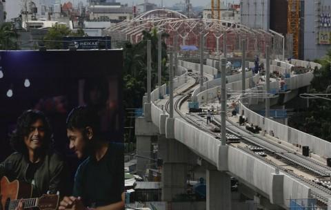 Pemerintah Targetkan Infrastruktur Masuk Peringkat 40 Dunia