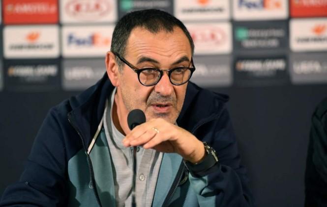 Maurizio Sarri (Foto: AFP/Andreas Hillergren)