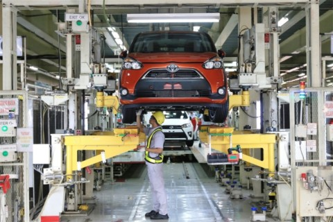 Inalum Pasok Alumunium untuk Industri Otomotif Nasional