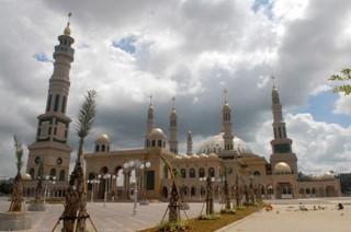 Tujuh Masjid Paling Indah di Indonesia