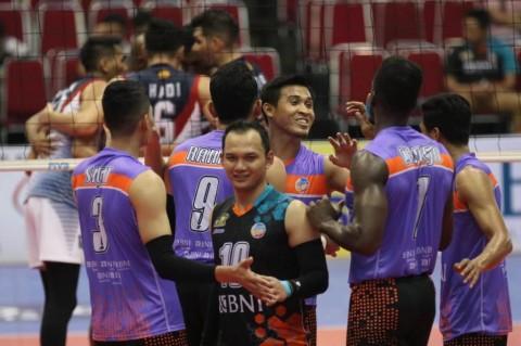 Putra Jakarta BNI 46 Pastikan Tempat di Grand Final Proliga 2019