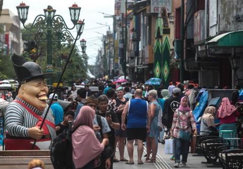 Tingkat Okupansi Hotel di Yogyakarta Mentok 70 persen