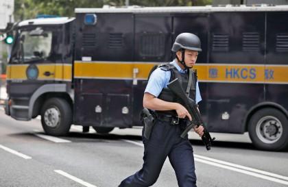 Hong Kong Tes Penjara Pintar