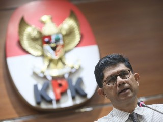 KPK Cegah CEO Blackgold Natural Resources