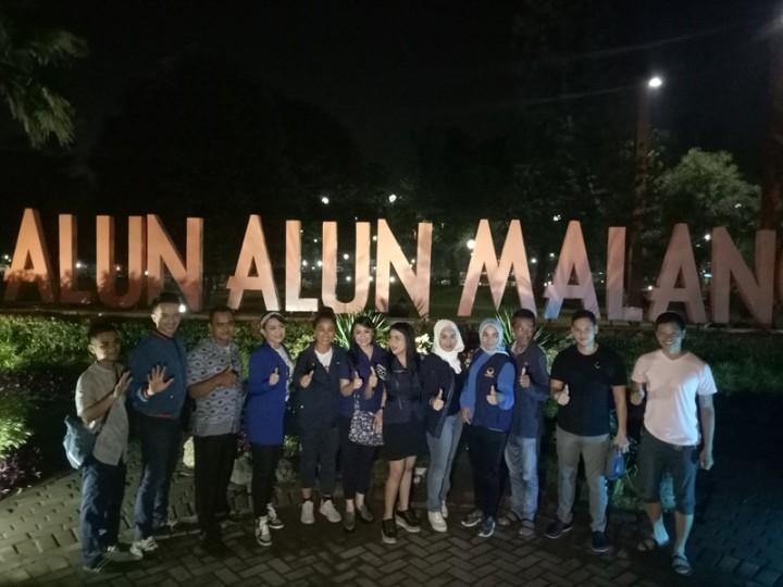 17 Artis Caleg NasDem Gaet Simpati Malang