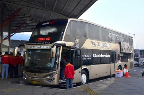 Bus Trans Jawa Mulai Beroperasi