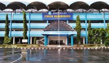Masih Tahap Perbaikan, Stadion Maguwoharjo Siap Jadi Venue Piala Presiden