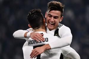 Juventus Lumat Frosinone 3-0