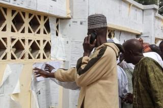 Pemilu Nigeria Ditunda Sepekan
