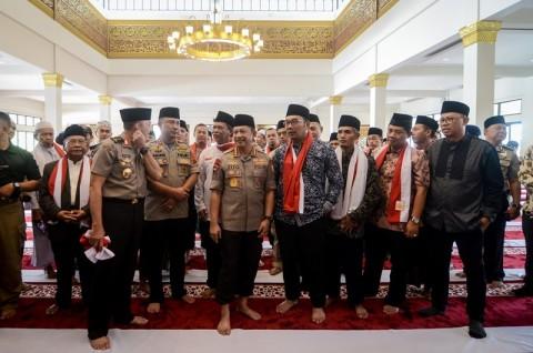 Ridwan Kamil Bertekad Menegakkan Pancasila di Jawa Barat