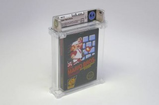 Games NES Super Mario Bros. Terjual Seharga Rp1,4 Miliar