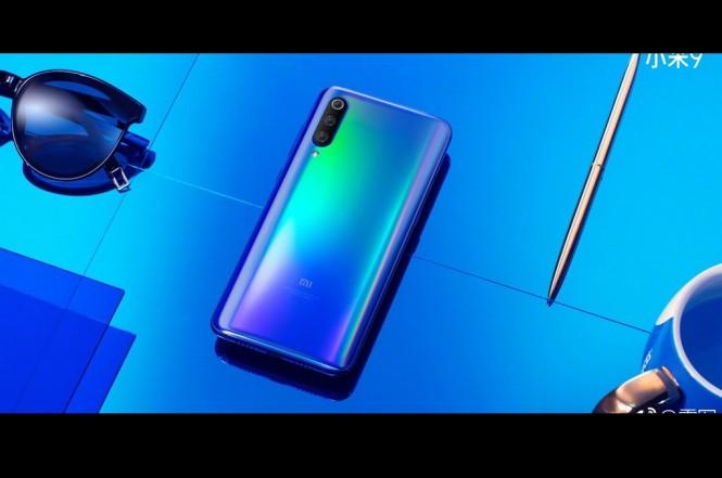 CEO Xiaomi mengunggah gambar dan video menampilkan bagian belakang Mi 9.