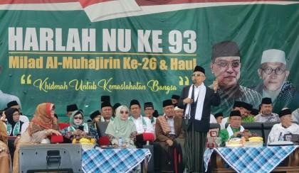 NU Purwakarta Siap Menangkan Jokowi-Ma'ruf