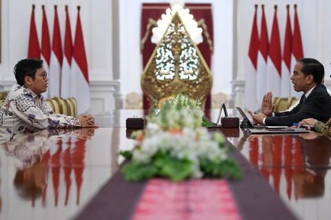 CEO Bukalapak Minta Maaf kepada Jokowi