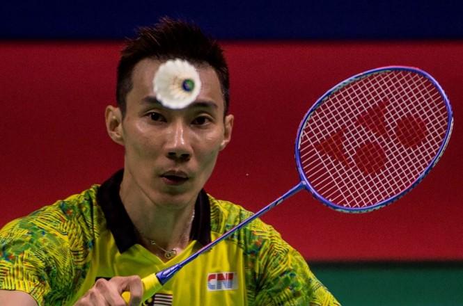 Lee Chong Wei. (BAY ISMOYO / AFP)