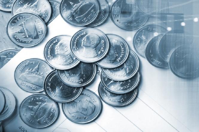 Ilustrasi uang koin. (Foto: Medcom.id)