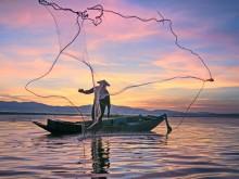 Nelayan di Sidoarjo Tidak Bisa Melaut Selama Musim Hujan