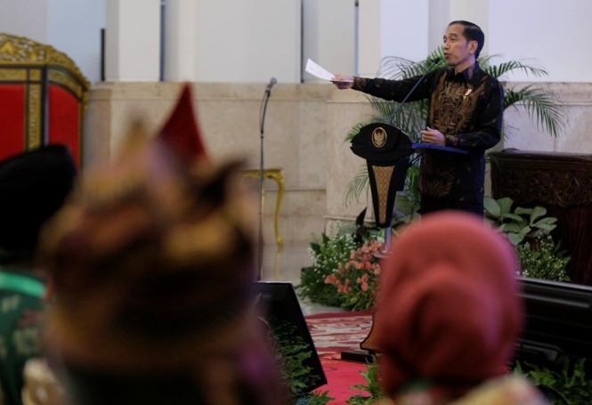 Presiden Joko Widodo. (FOTO: MI/Ramdani)