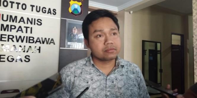Kasat Reskrim Polres Malang Kota, AKP Komang Yogi Arya. Medcom.id/ Daviq Umar Al Faruq.