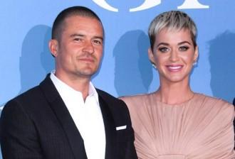 Orlando Bloom dan Katy Perry Bertunangan