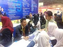 Pameran Pendidikan di JCC Dihadiri Ribuan Pelajar