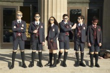 Fakta Menarik 6 Superhero dalam Serial Netflix The Umbrella Academy