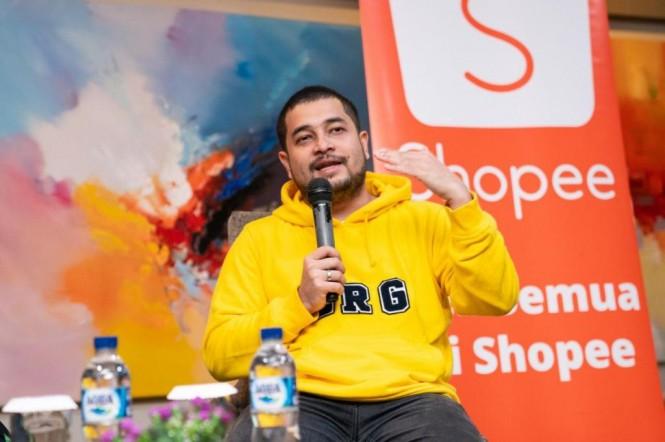 Pendiri Erigo, Muhammad Sadad. (FOTO: Medcom.id/A. Firdaus)
