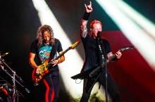 Metallica Sudah Meraih Rp2,1 Triliun dari Tur WorldWired