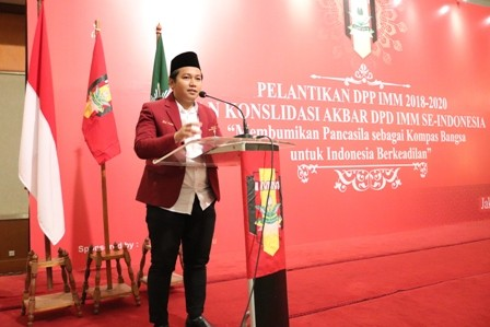 IMM Sesalkan Ketidakhadiran Prabowo di Tanwir Muhammadiyah