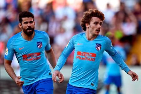 Gol Tunggal Griezmann Menangkan Atletico Madrid