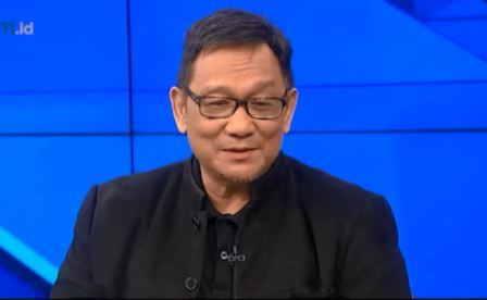 Politikus Hanura Inas Nasrullah Zubir