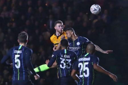 Hasil Piala FA: Benamkan Newport, Manchester City Segel Tempat di Semifinal Piala FA