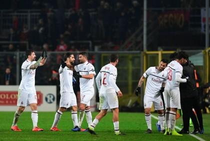 Dua Gol Piatek Bantu Milan Tumbangkan Atalanta