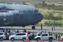 Pesawat Militer AS Bawa Bantuan Kemanusiaan untuk Venezuela