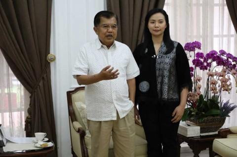 JK Terima Kedatangan Livi Zheng, Sutradara Indonesia yang Berkarier di Amerika