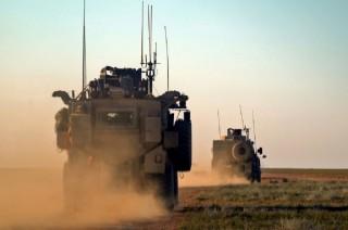 Wilayah Kekuasaan ISIS Tinggal 700 Meter Persegi