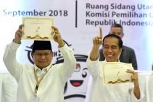 Menanti `Tarung Bebas` Jokowi dan Prabowo