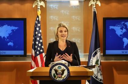 Jubir Kemenlu AS Mundur dari Nominasi Dubes PBB