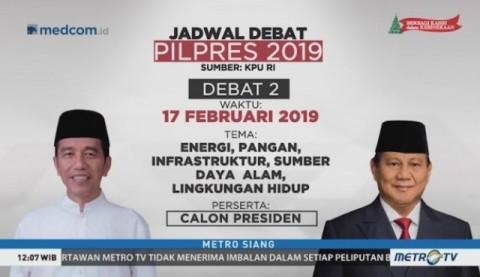 2.981 Personel Amankan Debat Capres